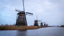 1990年 西欧7ヶ国&ギリシャ・エジプト・モロッコ 6週間の旅(5):ロッテルダム&アムステルダム